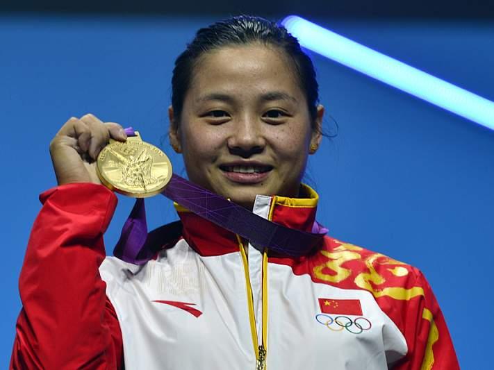 Chinesa Xueying Li campeã em 58 kg