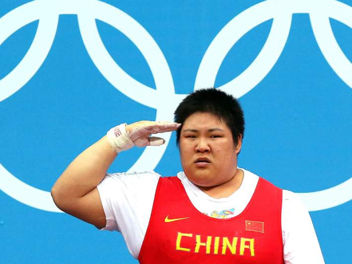 Zhoe Lulu conquista ouro com recorde do Mundo