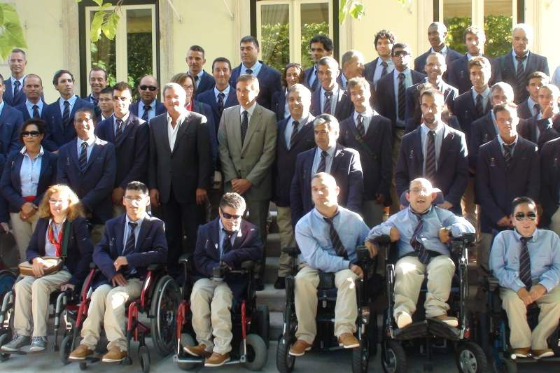 Londres dá início aos Paralímpicos