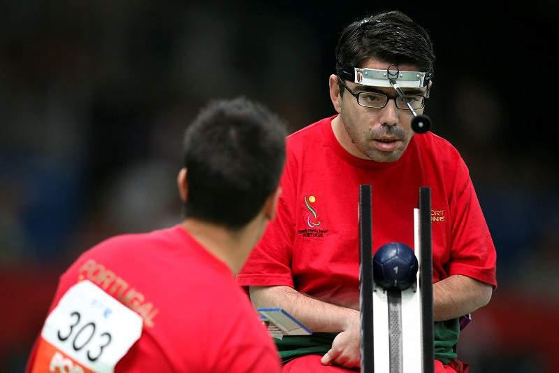 José Macedo «muito satisfeito» com medalha de bronze em BC3