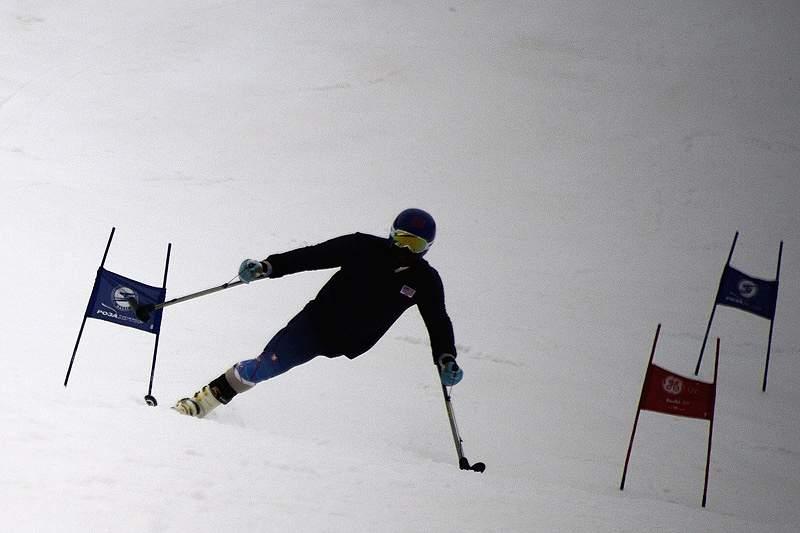 Comité Paralímpico confirma porta-estandarte da Ucrânia em Sochi2014