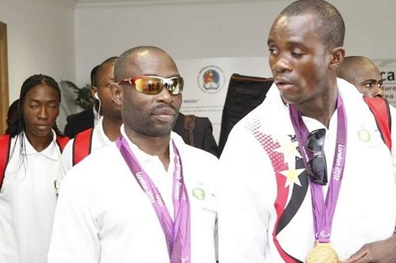 Paralímpicos angolanos com três medalhas no Brasil