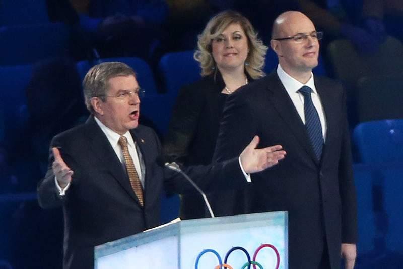 Presidente do COI visita e elogia Comité Olímpico de Portugal