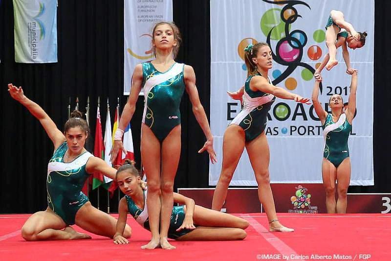 Das artes circences à competição 'à séria'