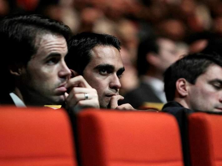 Última 'volta' para Contador