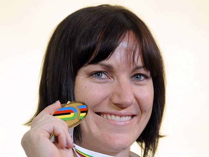 Anna Meares fixa novo máximo mundial