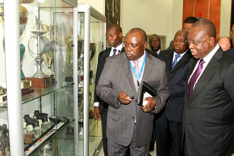 Inaugurada Galeria dos Desportos em Luanda