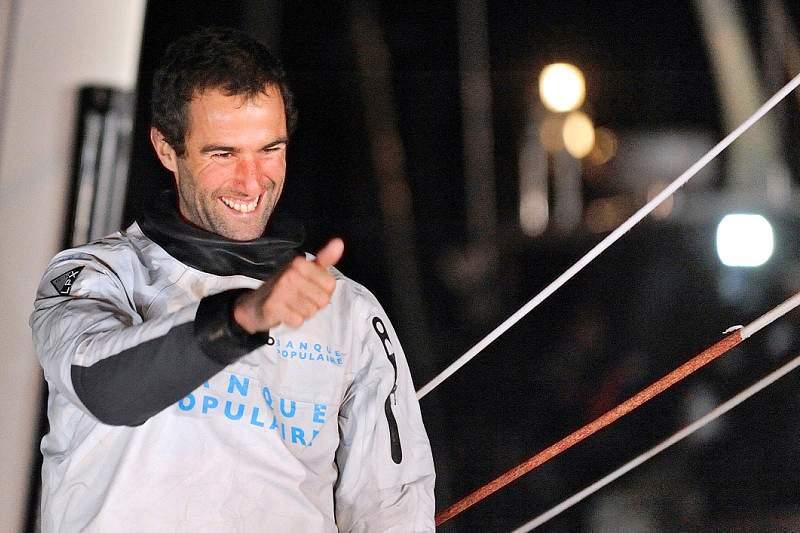 Armel Le Cléac'h triunfa na segunda etapa