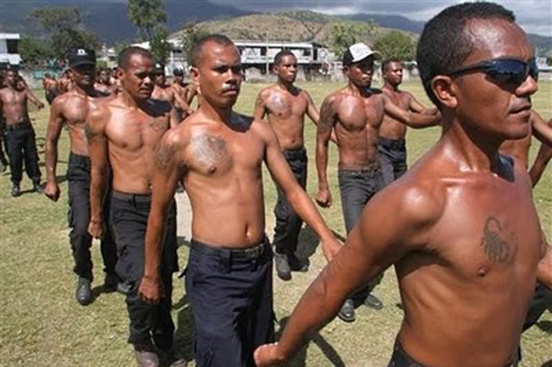 Polícia timorense já deteve 18 indivíduos pela prática de artes marciais