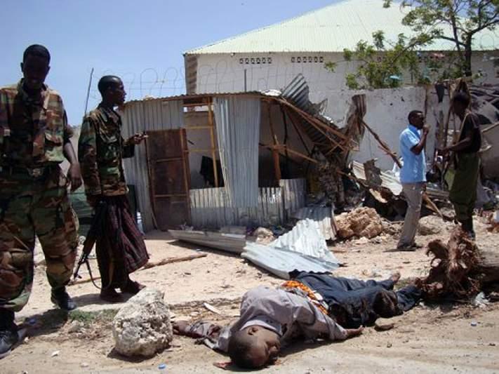 COI chama «ato de barbaridade» ao ataque bombista na Somália