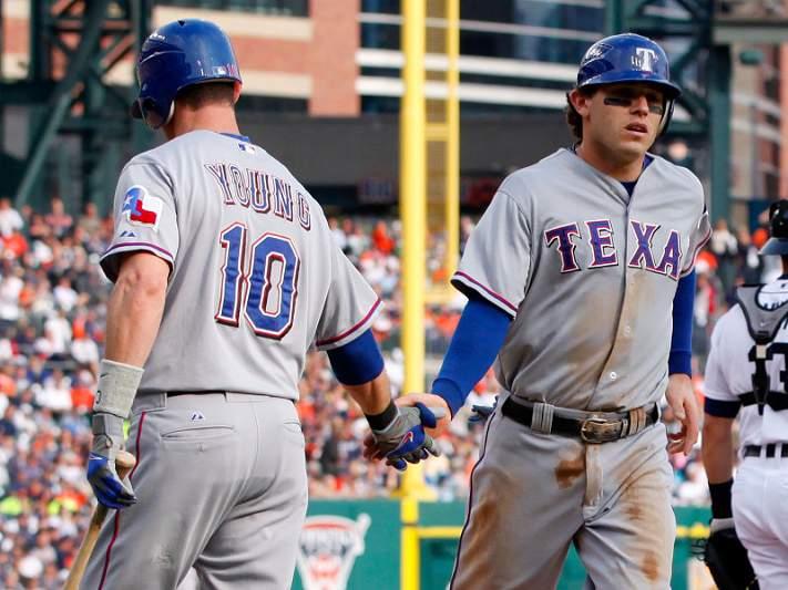 Rangers empatam World Series com Cardinals