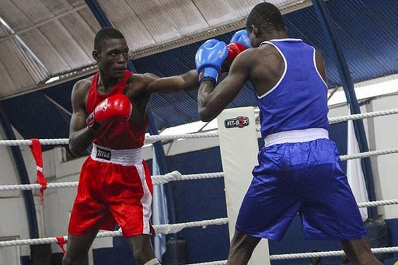 Seleção angolana domina Top Internacional de Boxe