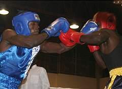 Boxe feminino marca estreia na Taça de Angola