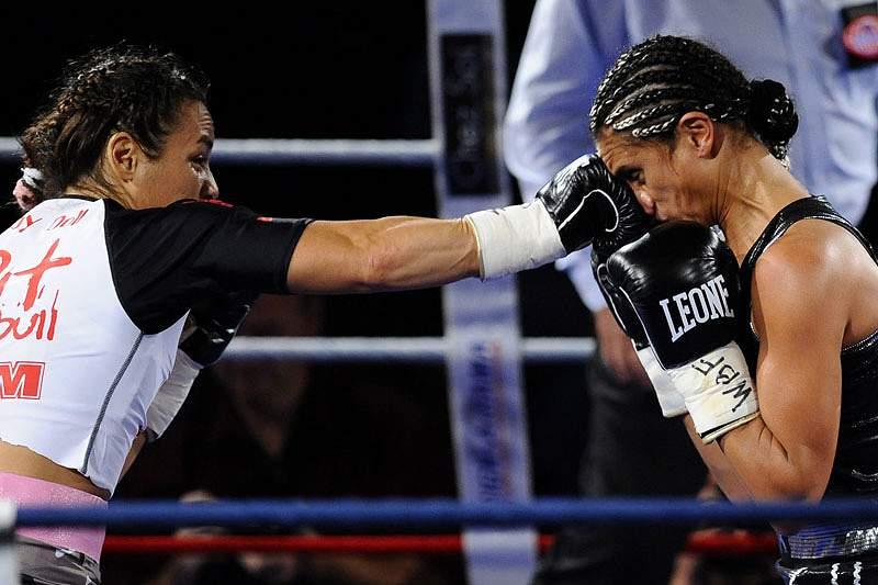 Federação de Boxe quer revitalizar setor feminino
