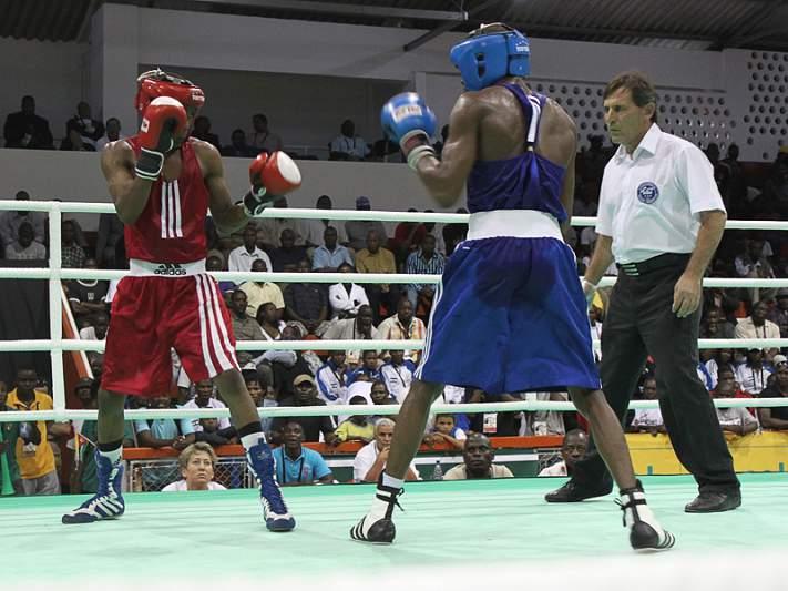 Boxe regressou aos ringues de Maputo