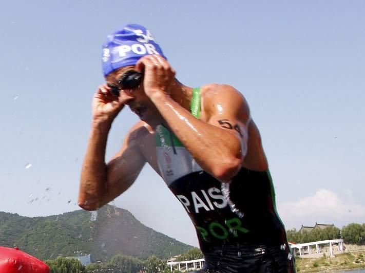 Bruno Pais em 11º na Taça do Mundo de Huatulco