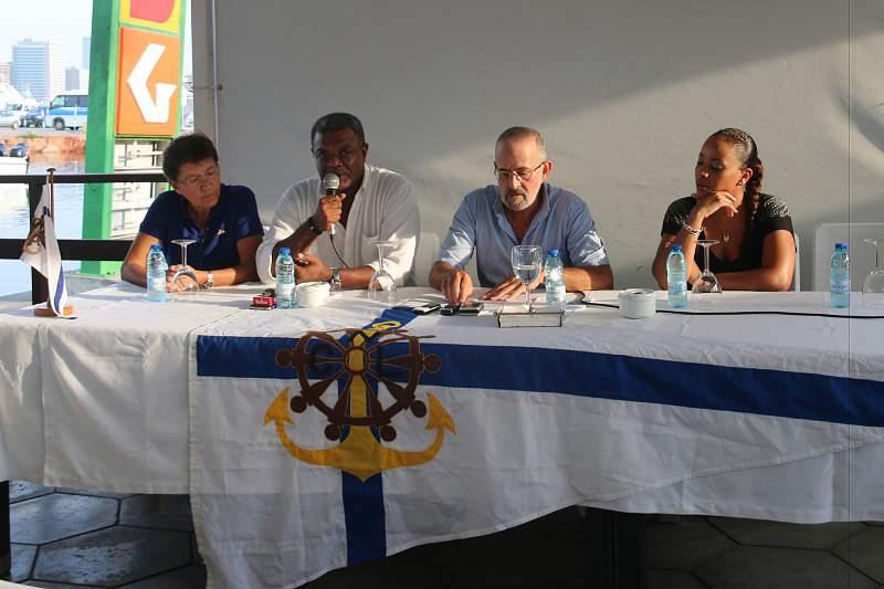 Clube Naval de Luanda comemora 131 anos de actividade