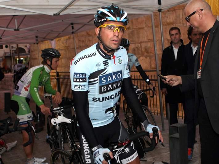 Saxo Bank mantém licença do WorldTour mesmo sem Contador