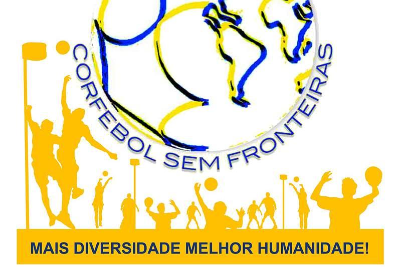 """Projeto """"Corfebol sem Fronteiras"""" em marcha"""