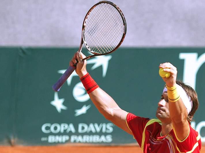 David Ferrer confirma Espanha na final