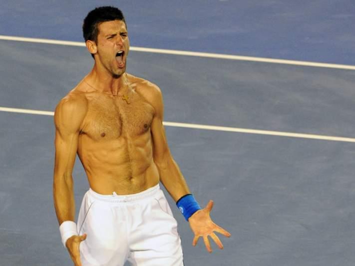 Djokovic é o desportista do ano
