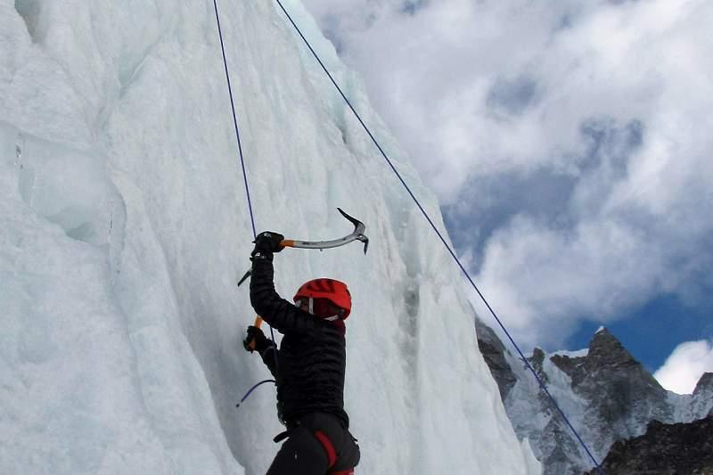 Primeira mulher saudita alcançou o cume do Evereste