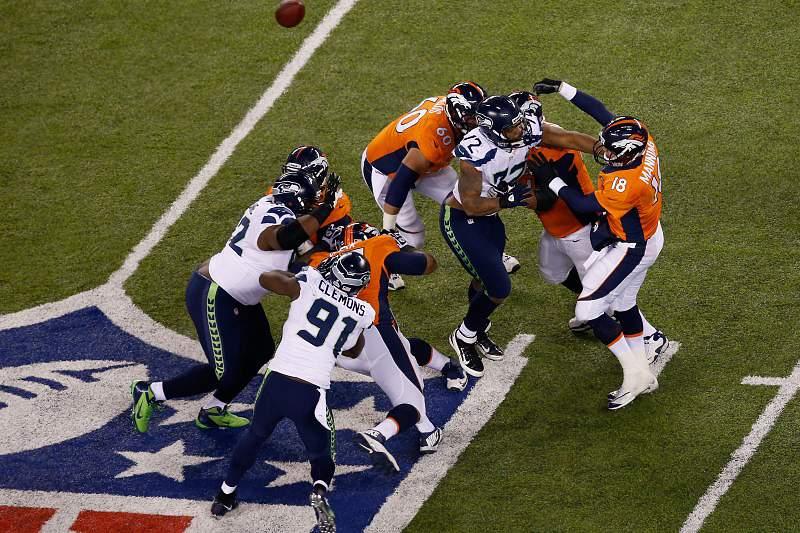 Super Bowl de 2014 foi o programa de TV mais visto de sempre nos EUA