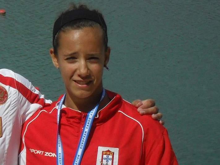 Francisca Laia foi bronze em K1 200