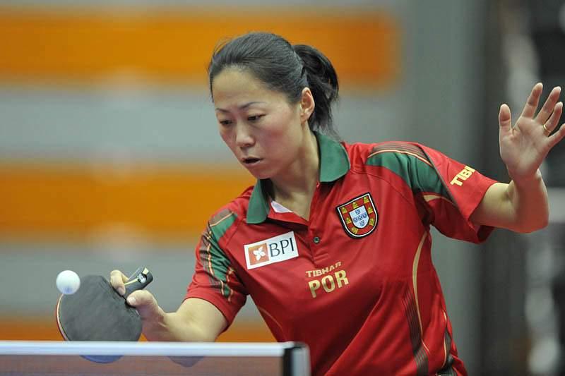 Fu Yu alcança bronze no Open de Espanha