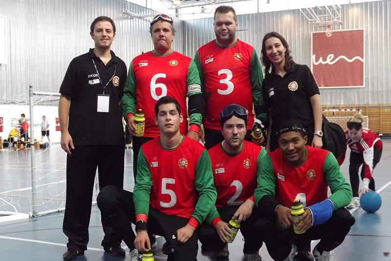 Seleção Nacional conquistou prata em Inglaterra