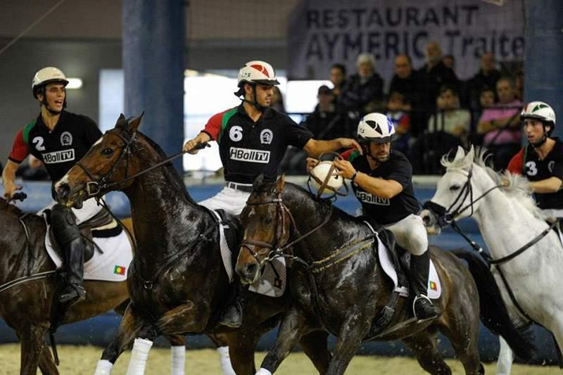Portugal com duas medalhas nos Europeus de Horseball