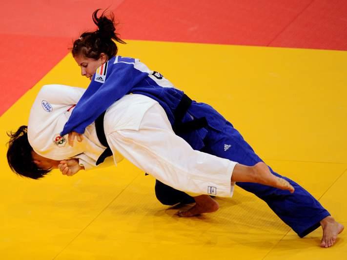 Joana Ramos muito perto das medalhas