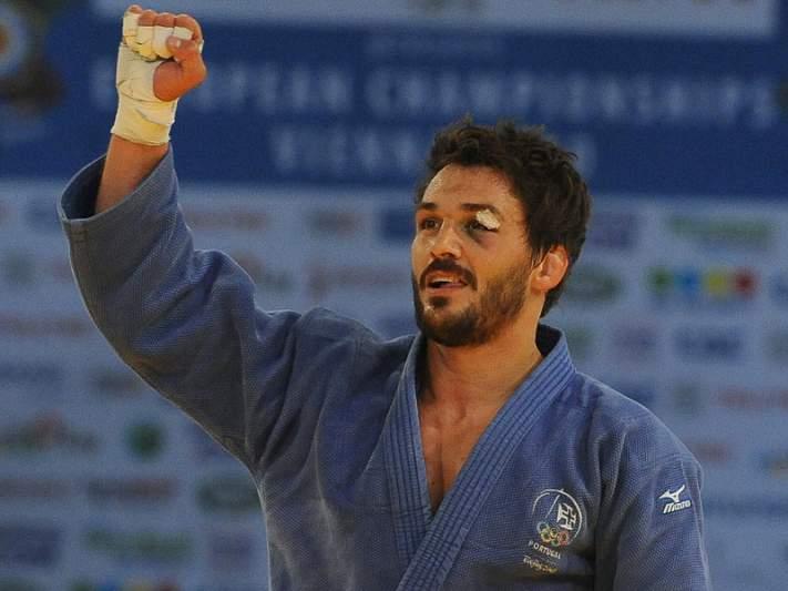 Judo português partiu em busca de medalhas