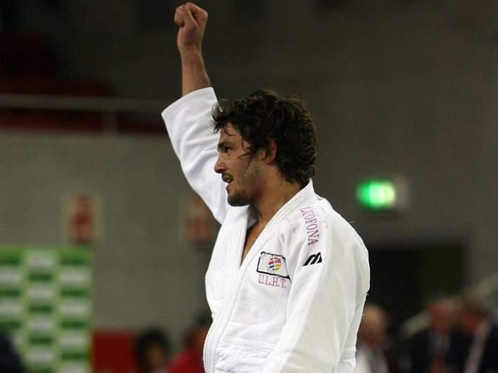 João Pina perde ao segundo combate nos -81 kg
