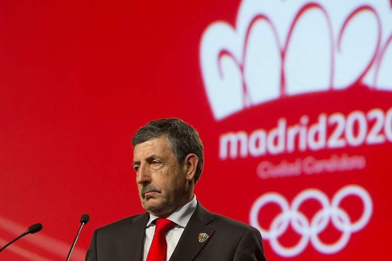 José Perurena é o novo presidente