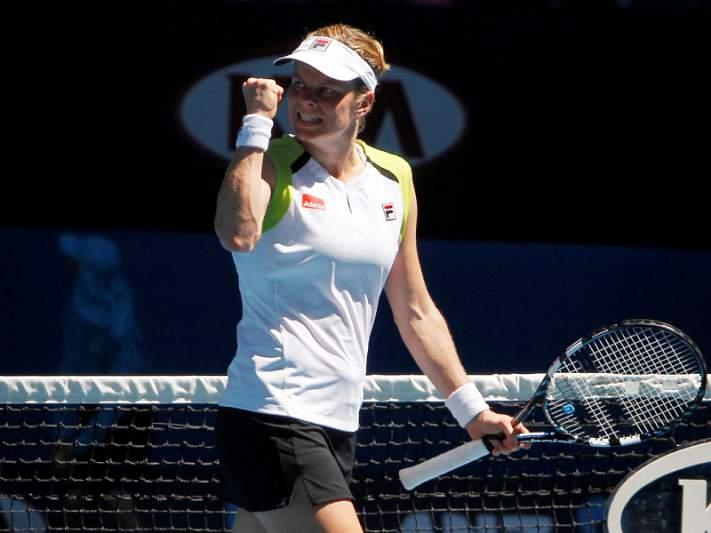 Kim Clijsters despede-se do ténis