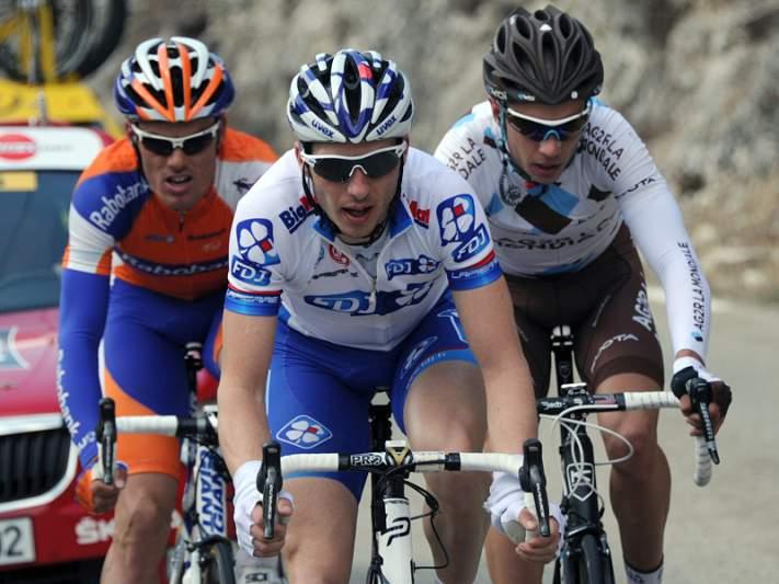Blanco Pro Cycling defende Luis León Sánchez