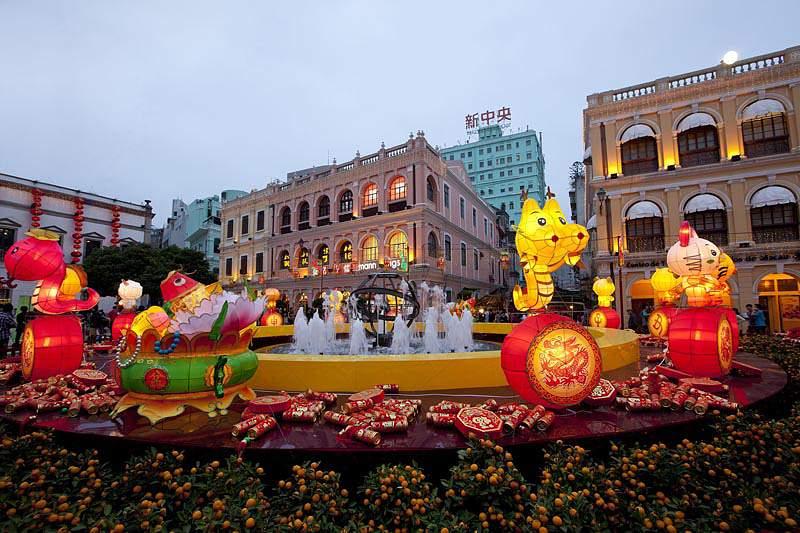 Macau volta a acolheu Grande Prémio Mundial