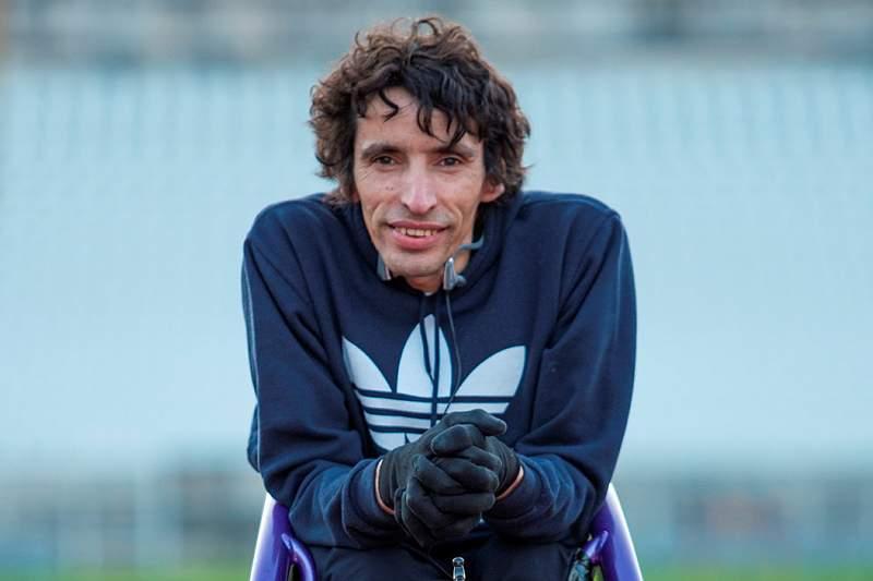 Mário Trindade alcança mínimos para os Paralímpicos
