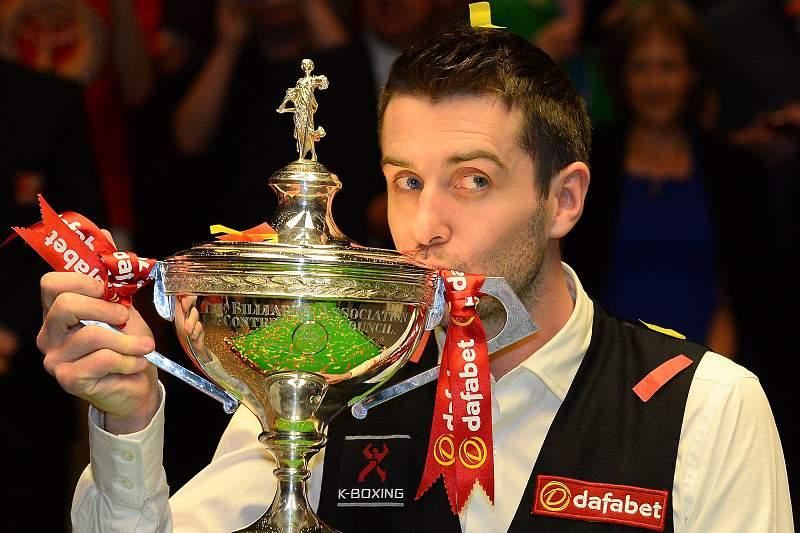 Mark Selby conquista primeiro título mundial