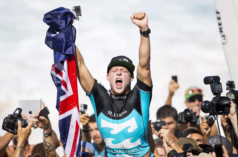 Mick Fanning vence Rip Curl Pro Bells Beach 2014