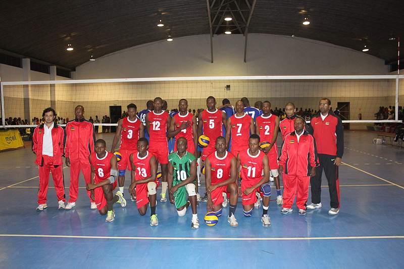Seleção moçambicana apurada para segunda etapa