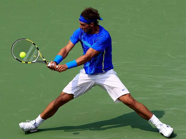 Nadal é 2.º no ranking ATP após vitória em Cincinatti