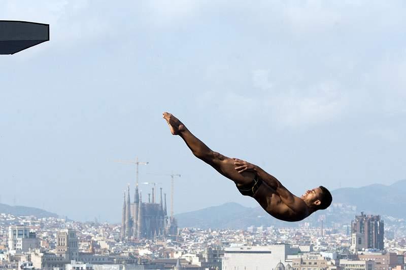 Competição pode deixar em Barcelona 125 milhões de euros
