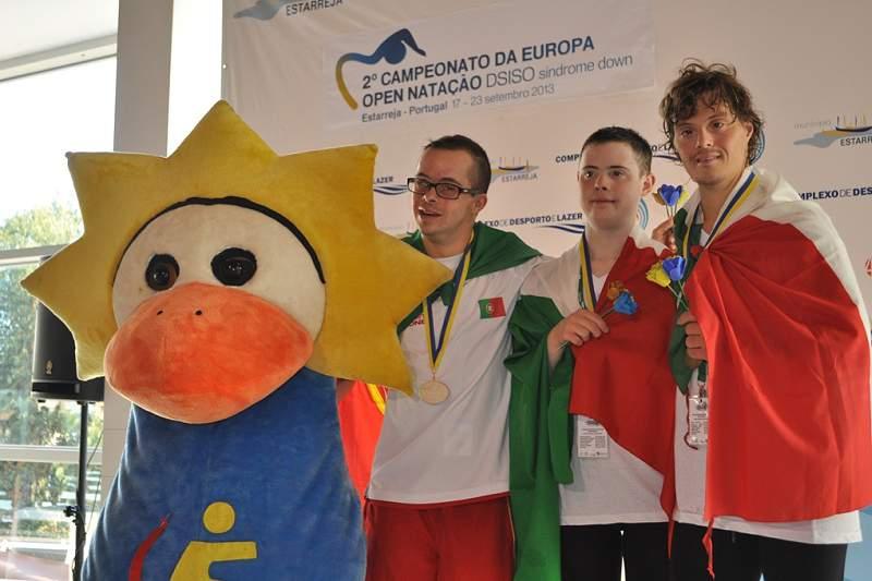 Portugal conquista 32 medalhas no Europeu