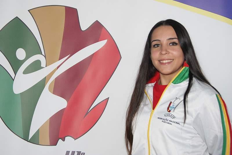 Patrícia Cardoso com 5.º lugar em
