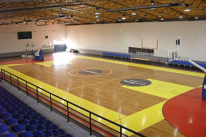 Mbanza Congo terá pavilhão polidesportivo em agosto