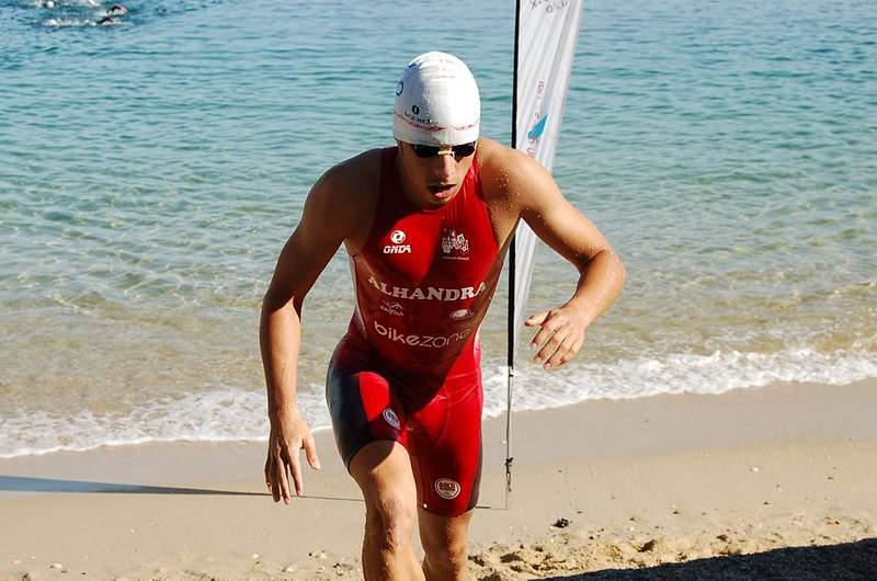 Pedro Mendes conquista o bronze nos Europeus