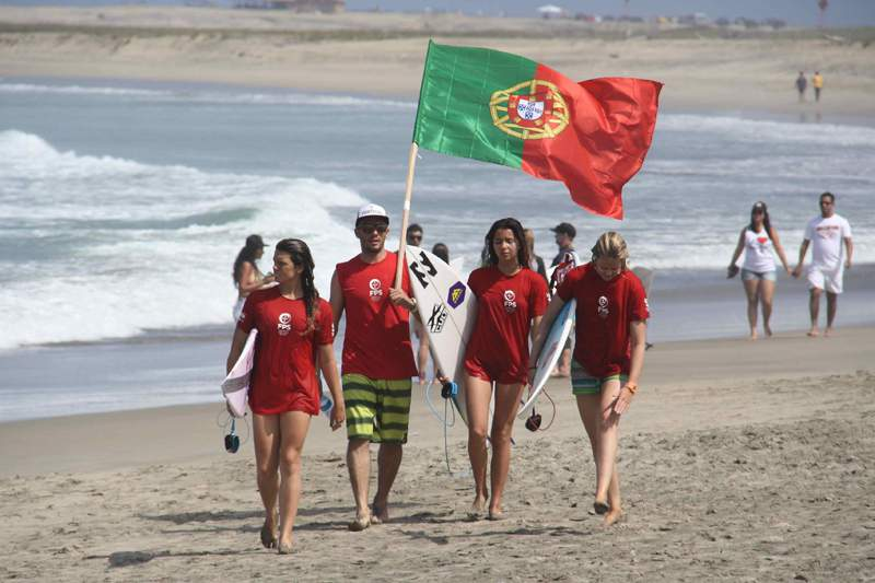 Portugal sofre primeira baixa mas não compromete