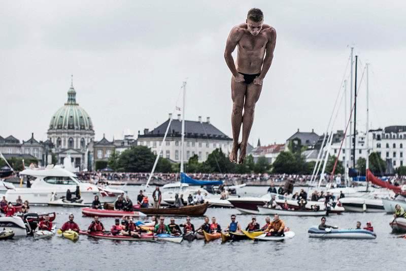Artem Silchenko dominou na Dinamarca